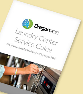 DragonPOS Laundry Centers Guide Brochure